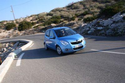 Opel Agila (2008)