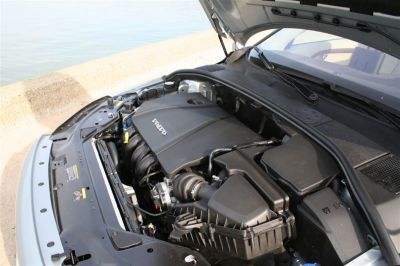 Volvo S80 FlexiFuel