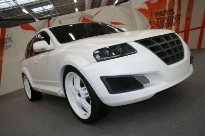 Volkswagen Touareg Parotech