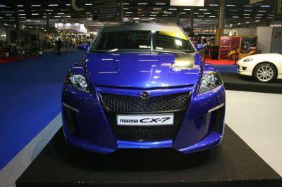 Mazda CX-7 GT