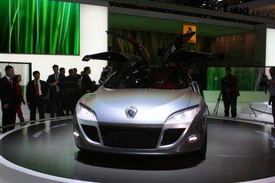 Renault Mégane Coupé Concept