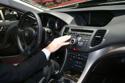 Honda Accord berline
