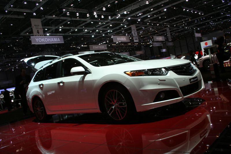 Honda Accord Break