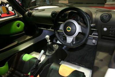 Lotus Exige E270 Tri-fuel