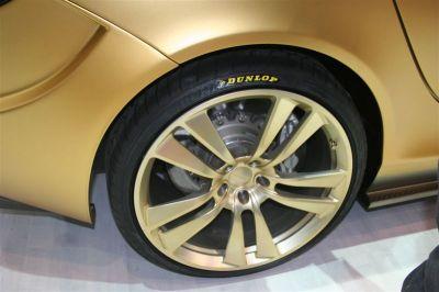 Mercedes SLR Mansory