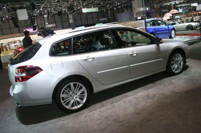 Renault Laguna Estate GT