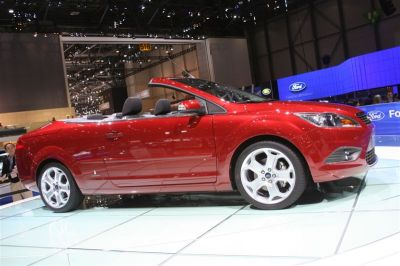 Ford Focus CC (2008)
