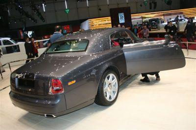 Rolls-Royces Phantom Coupé