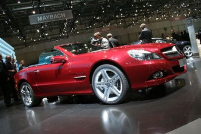 Mercedes SL (2008)