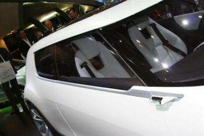 Saab 9-X Bio Hybrid Concept