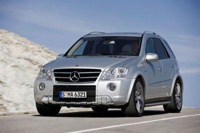 Mercedes ML 2008