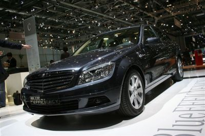 Mercedes Classe C BlueEfficiency