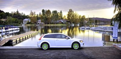 Volvo hybride rechargeable