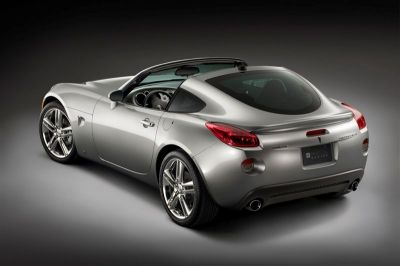 Pontiac Solstice coupé