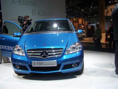 Les nouveautés Mercedes à Leipzig