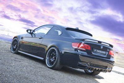 BMW M3 par Hamann