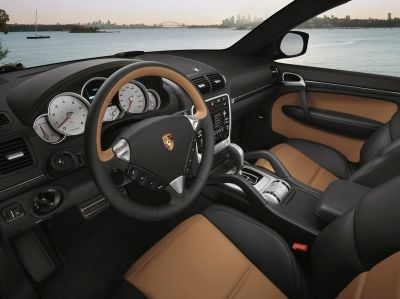Porsche Cayenne Turbo S (2008)