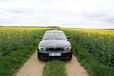 Essai BMW 123d Coupé
