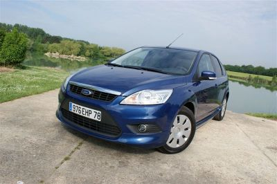 Ford Focus 1.6 TDCi 110 ch ECOnetic