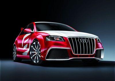 Audi A3 TDI Clubsport