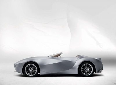 BMW Gina Concept