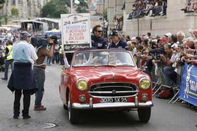 24H du Mans 2008 - Parade