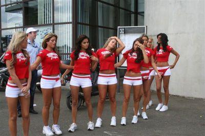 24H du Mans 2008 - Pitbabes