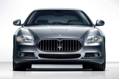 Maserati Quattroporte (2008)