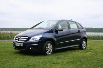 Mercedes Classe A et B