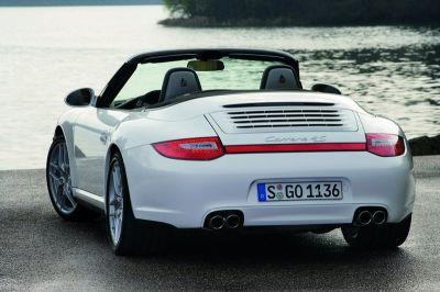 Porsche 911 Carrera et Carrera 4S restylées
