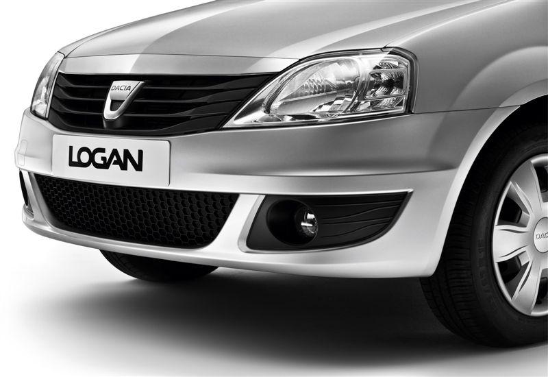Dacia Logan restylée
