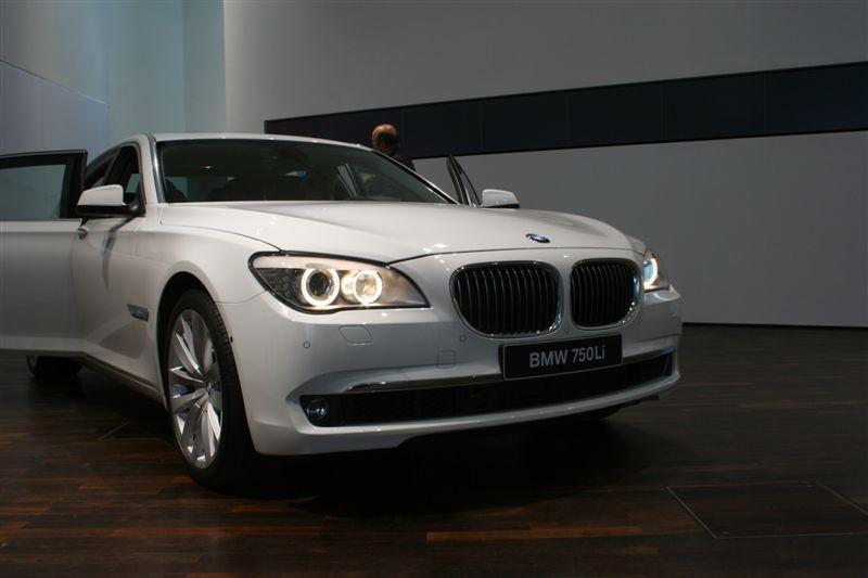 BMW Série 7 (V)