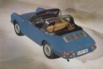 Dossier 60 ans de Porsche