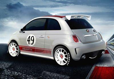 Fiat 500 Abarth et Assetto Corse