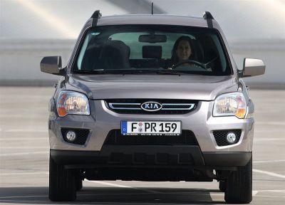 Kia Sportage 2009
