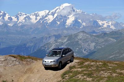 Val d'isère 2008 Piste 4x4