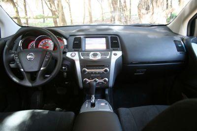 Nissan Murano II (contact)