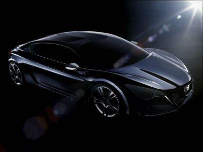Peugeot Concept RC