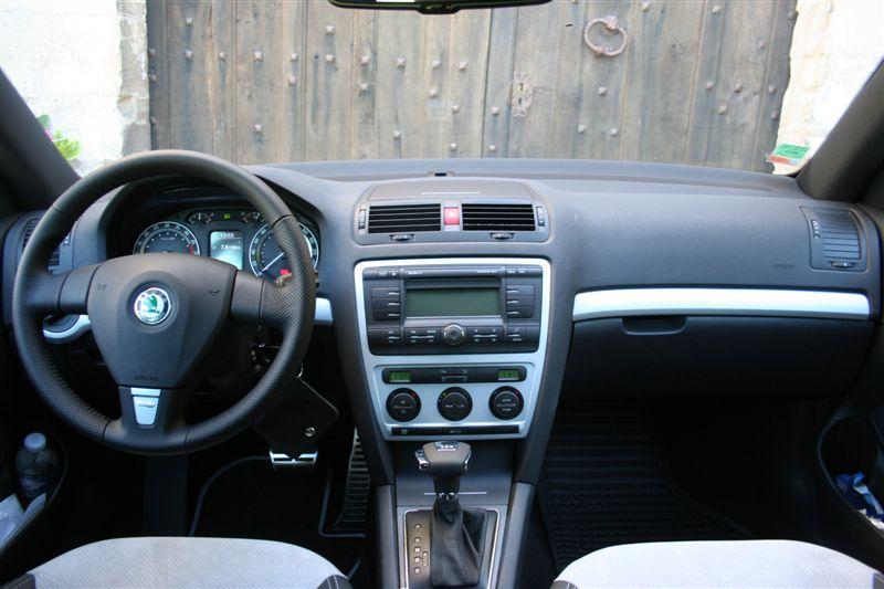 Skoda Octavia Combi RS 170