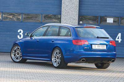 Audi RS6 Avant ISMA-Kicherer