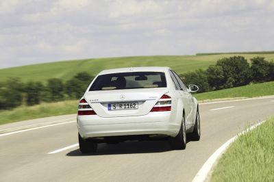 Mercedes S 400 BlueHybrid