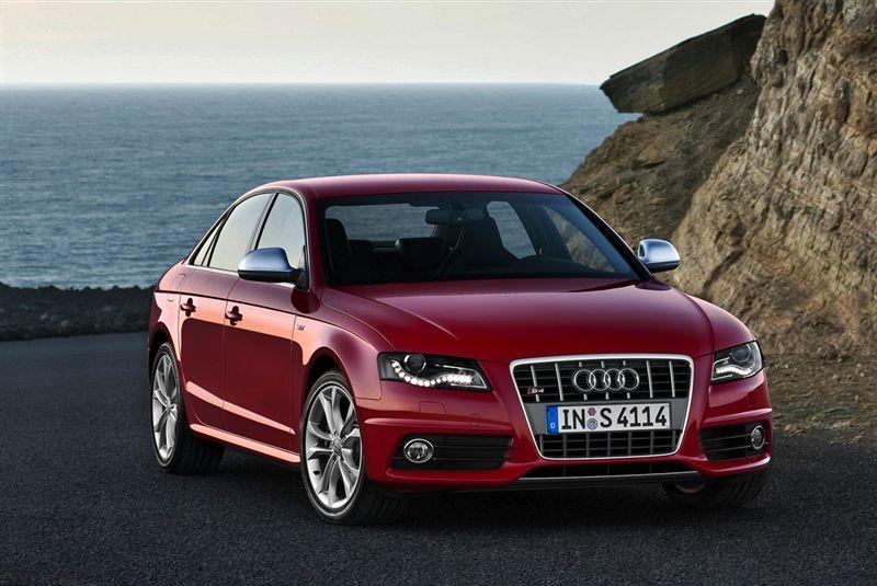 Audi S4 et S4 Avant