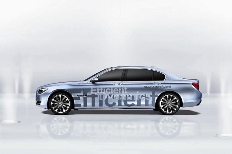 BMW Série 7 ActiveHybrid Concept