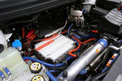 Ford Edge Hyseries