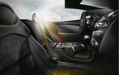 Mercedes SLR 722 S