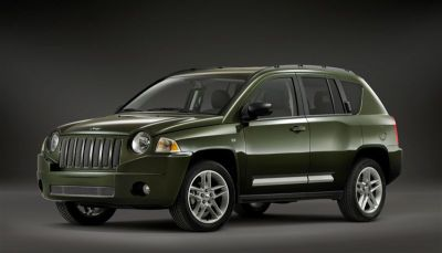 Jeep Patriot et Compass (2008)