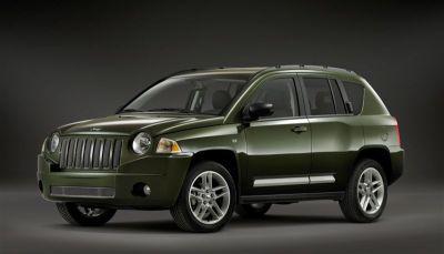 Jeep Patriot et Compass (2008)