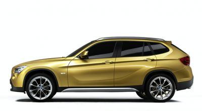 BMW X1 Concept