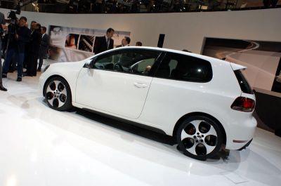 Volkswagen Golf GTI Concept
