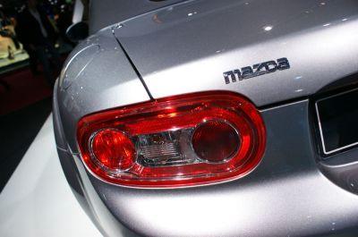 Mazda MX5 2009